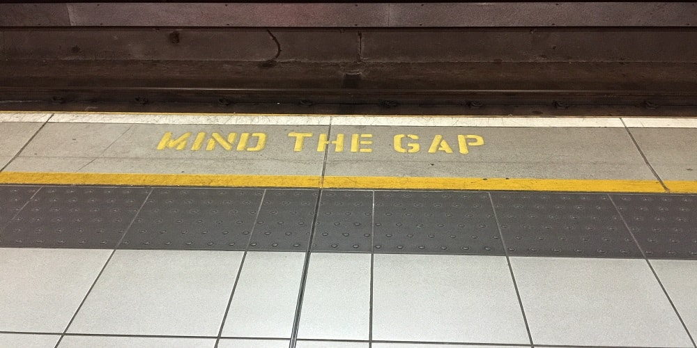 Mind The Gap - The Digital Experience Gap