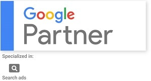 Google partner specialised in search advertising codehouse