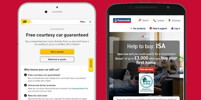 Two Codehouse built websites rank highly in Google Mobile Site Review