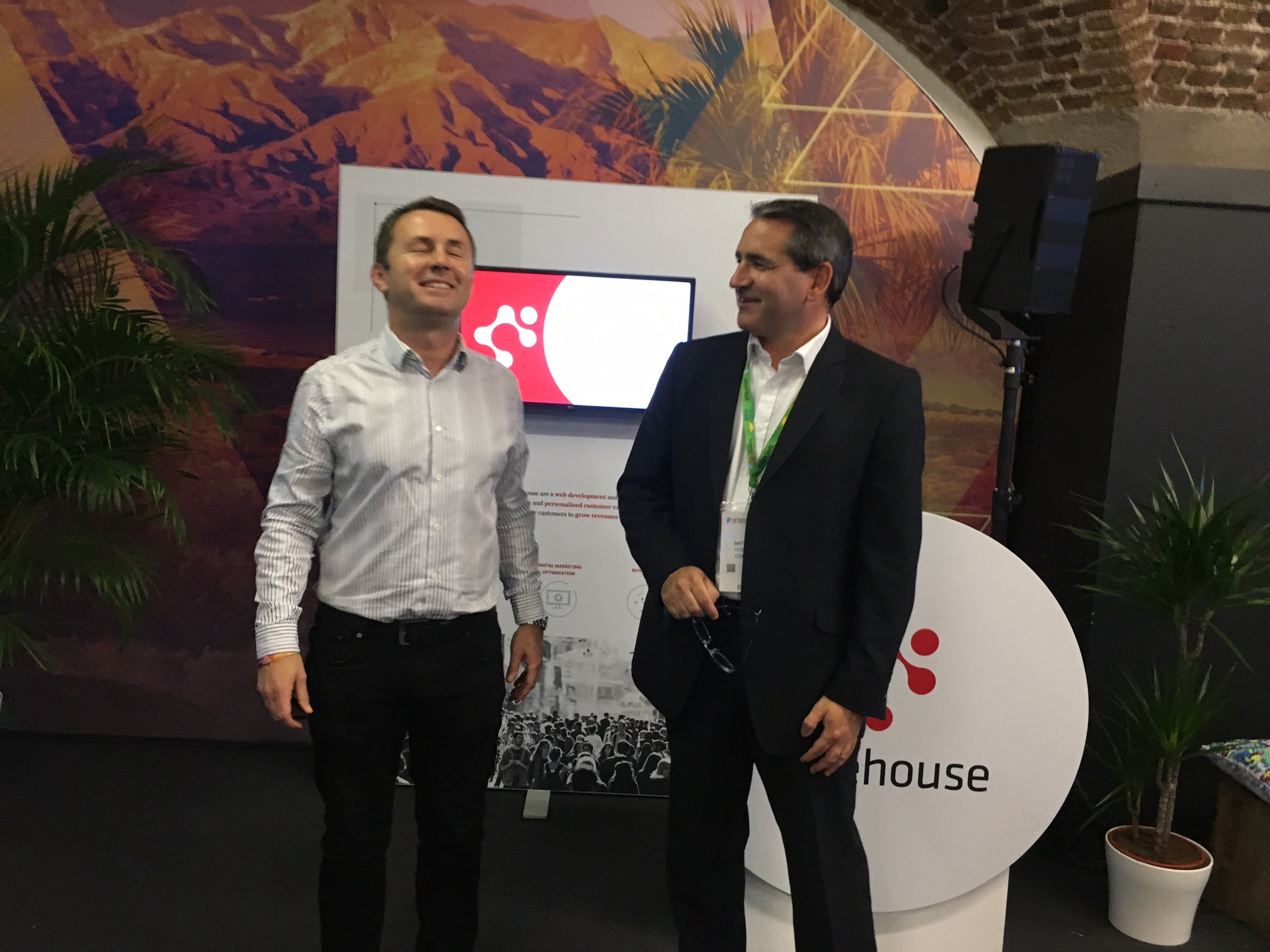Codehouse at FOM 2017