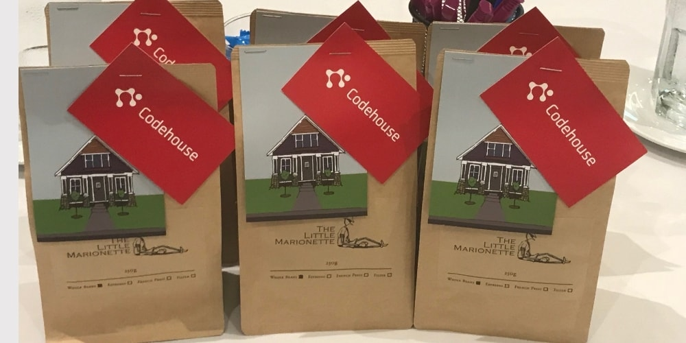 Codehouse coffee