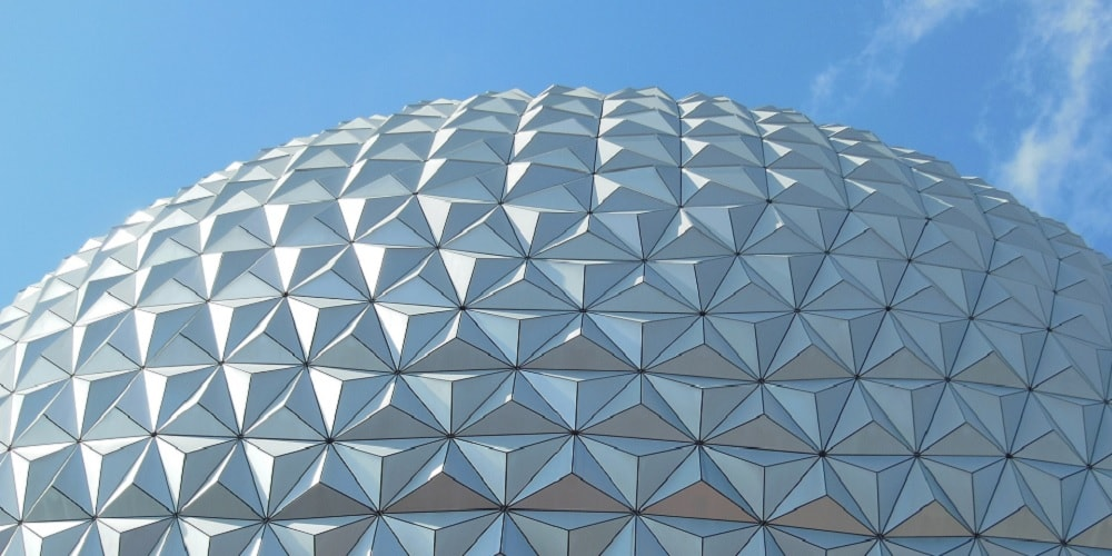 Epcot Centre, Walt Disney World, Orlando