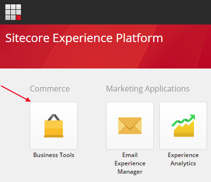 Sitecore Experience Commerce 9 Business Tools