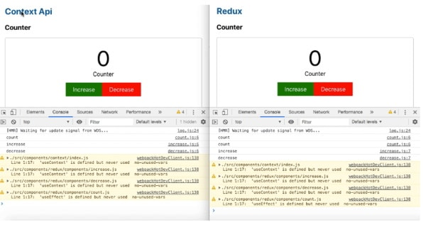 Redux context example 2