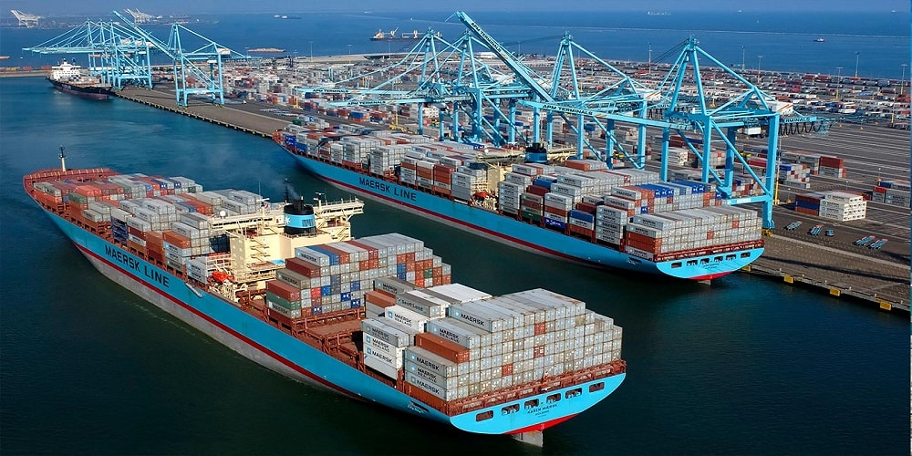 APM Terminals in Los Angeles